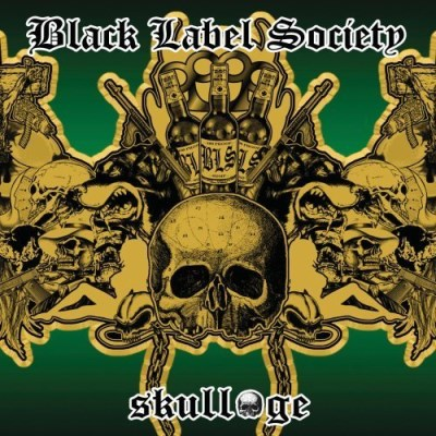 Black Label Society Skullage Greatest Hits Clean Version