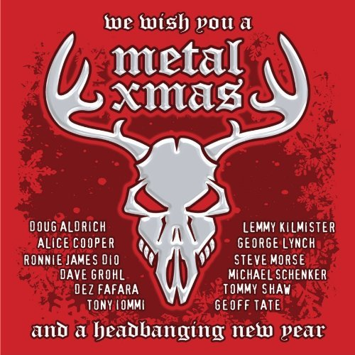 We Wish You A Metal Xmas We Wish You A Metal Xmas Special Ed. 2 CD