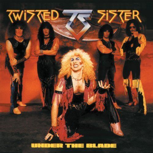 Twisted Sister Under The Blade Incl. DVD