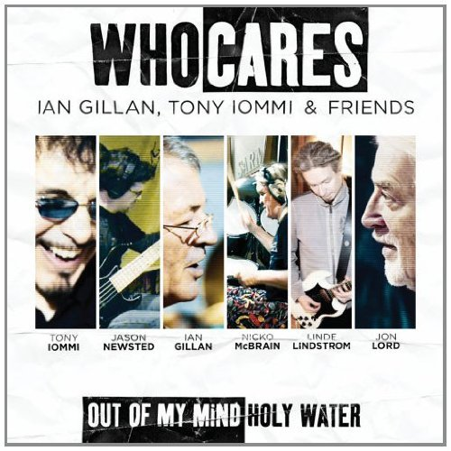 Tony Iommi & Friends) Whocares (ian Gillan Out Of My Mind
