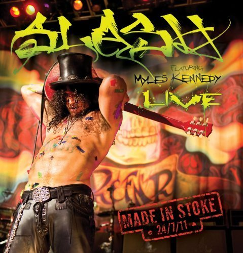 Slash Made In Stoke 24 7 11 Special 2 CD DVD