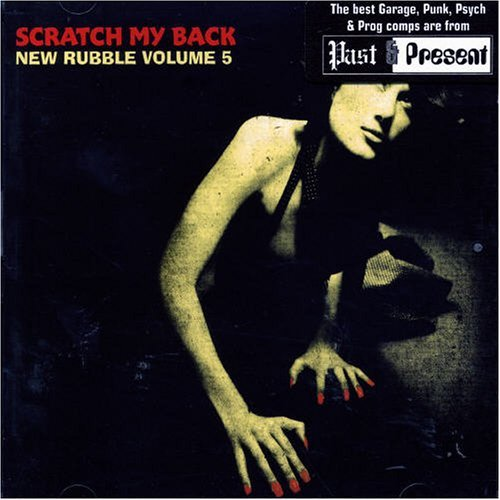 Scratch My Back Vol. 5 New Rubble Import Gbr