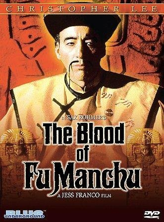 Blood Of Fu Manchu Lee Chin Eaton Nr