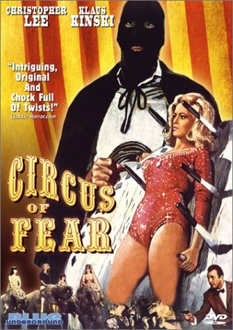 Circus Of Fear Kinski Kendall Lee Genn Nr