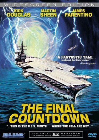 Final Countdown Douglas Sheen Farentino DVD Pg