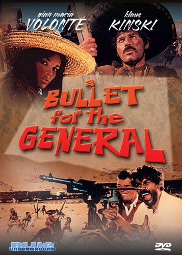 Bullet For The General Volonte Kinski Nr
