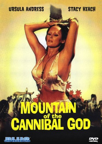Mountain Of The Cannibal God Andress Keach Nr