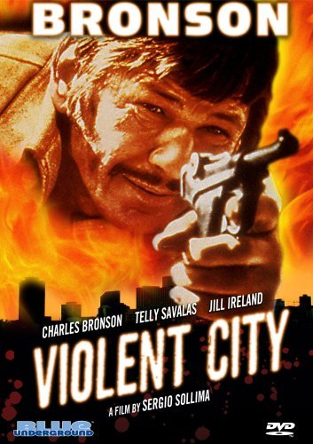 Violent City (1970) Bronson Ireland Savalas Nr