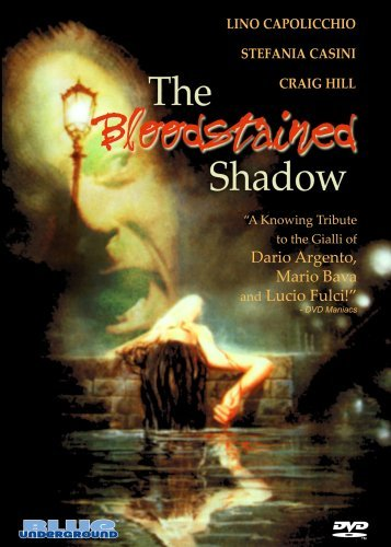 Bloodstained Shadow (1978) Capolicchio Casini Hill Nr