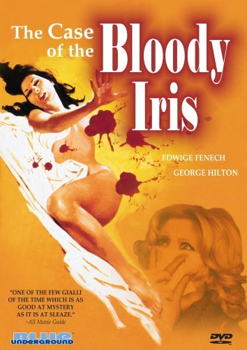 Case Of The Bloody Iris (1972) Fenech Hilton Nr
