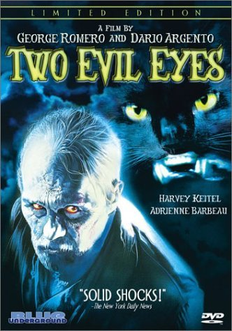 Two Evil Eyes Keitel Barbeau Nr 2 DVD