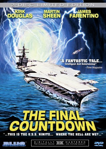 Final Countdown Douglas Sheen Farentino Pg 2 DVD Lmtd Ed
