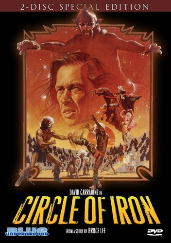 Circle Of Iron Carradine Lee Mcdowall R 2 DVD Special Ed.