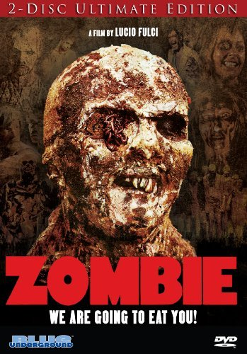 Zombie Ultimate Edition Farrow Johnson Mcculloch Nr 2 DVD