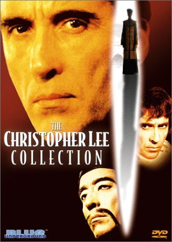 Christopher Lee Collection Blood Of Fu Manchu Castle Of F Clr Nr 3 DVD