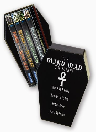 Blind Dead Collection Blind Dead Collection Nr 5 DVD