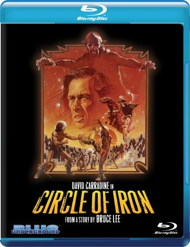 Circle Of Iron (1978) Carradine David Blu Ray Ws R
