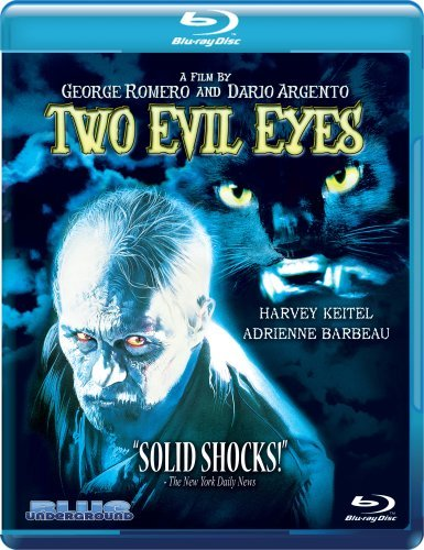 Two Evil Eyes Two Evil Eyes Blu Ray Ws Nr