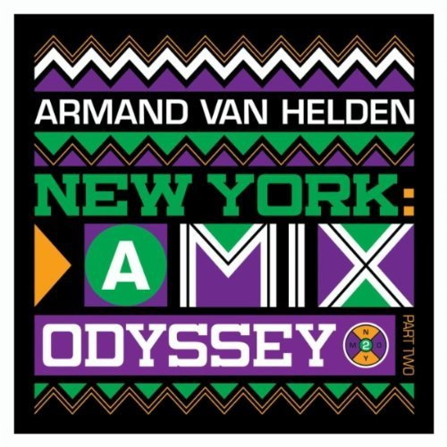 Armand Van Helden New York Mix Odyssey Pt. 2