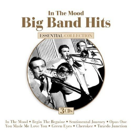 Big Band Hits In The Mood Big Band Hits In The Mood 3 CD Set