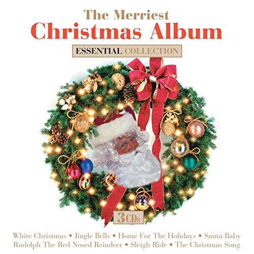 Merriest Christmas Album Merriest Christmas Album Cole Lee Cole Martin 3 CD Set