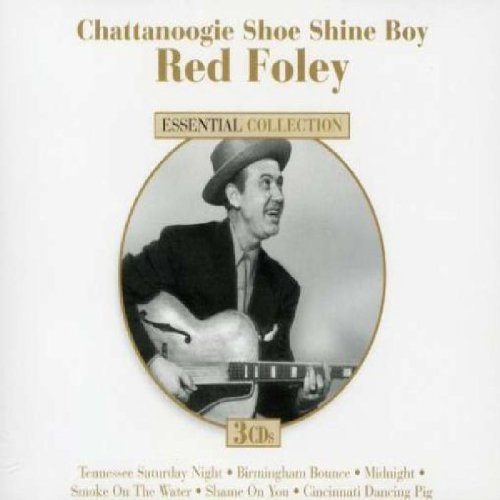 Red Foley Chattanoogie Shoe Shine Boy 2 CD Set