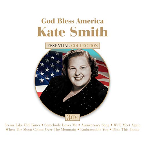 Kate Smith God Bless America 3 CD Set
