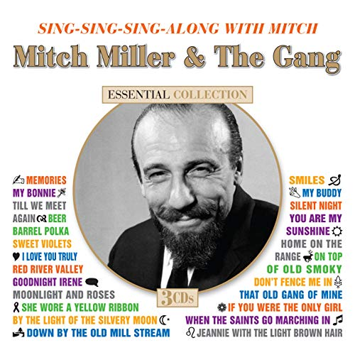 Mitch Sing Along Gan Miller Sing Along With Mitch