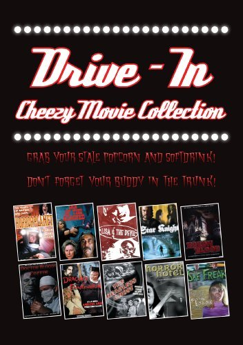 Drive In Cheezy Movie Collecti Drive In Cheezy Movie Collecti Nr