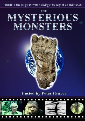 Mysterious Monsters Mysterious Monsters DVD Nr