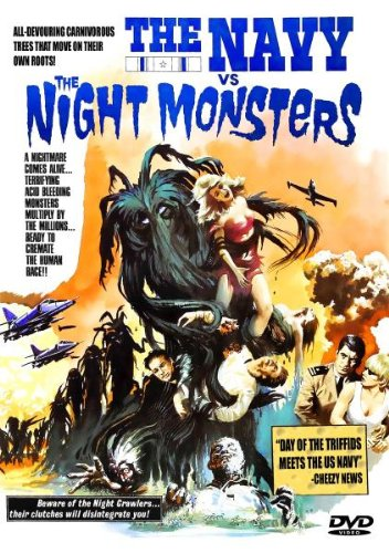 Navy Vs. The Night Monsters Navy Vs The Night Monsters DVD Nr