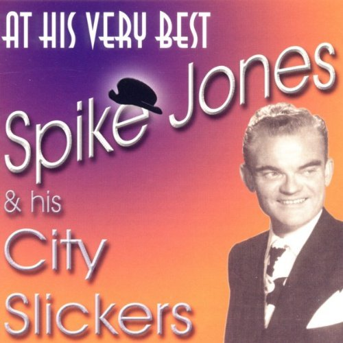 Jones Spike At His Very Best Import Gbr 2 CD
