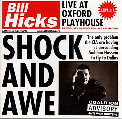 Hicks Bill Live At Oxford Playhouse 1992 Import