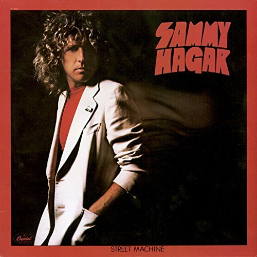 Hagar Sammy Street Machine