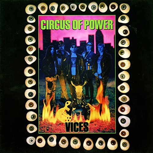 Circus Of Power Vices