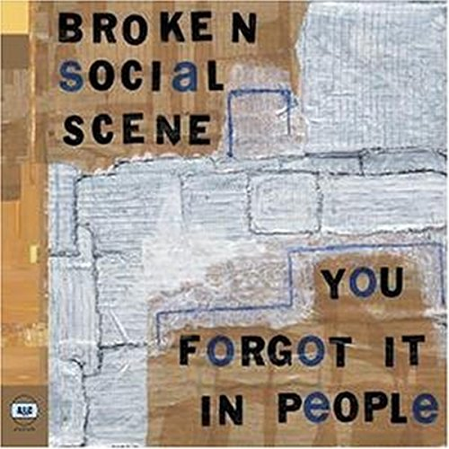 Broken Social Scene You Forgot It In People 2 Lp
