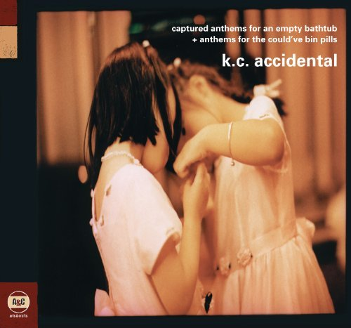 K.C. Accidental Captured Anthems For An Empty 2 CD