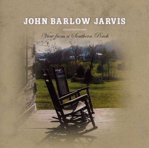 John Barlow Jarvis View From A Southern Porch