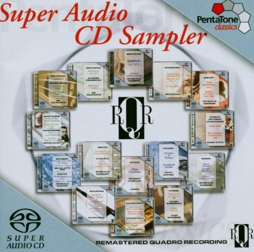 Super Audio Sampler Rqr Record Super Audio Sampler Rqr Record 'sacd