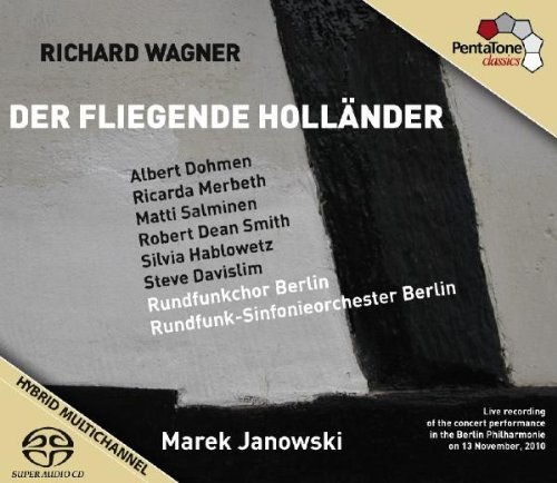 Richard Wagner Der Fliegende Hollander Sacd