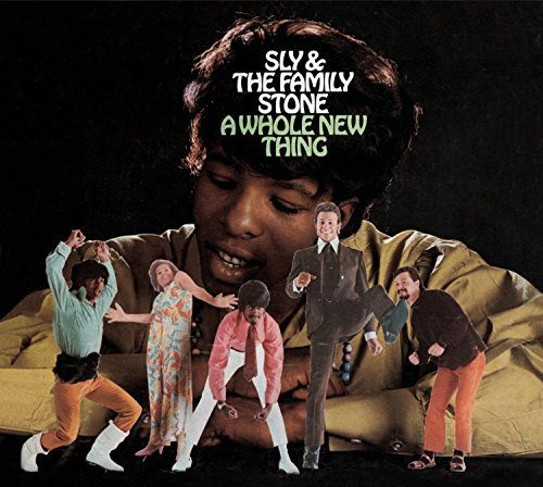 Sly & The Family Stone Whole New Thing Remastered Incl. Bonus Tracks