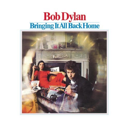 Bob Dylan Bringing It All Back Home Sacd Hybrid 6 Ch