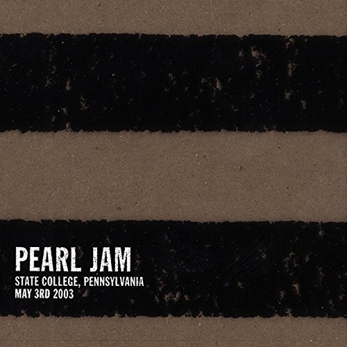 Pearl Jam State College Pa 5 3 2003 3 CD Set