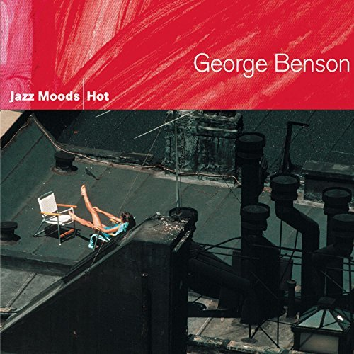 George Benson Jazz Moods Hot CD R