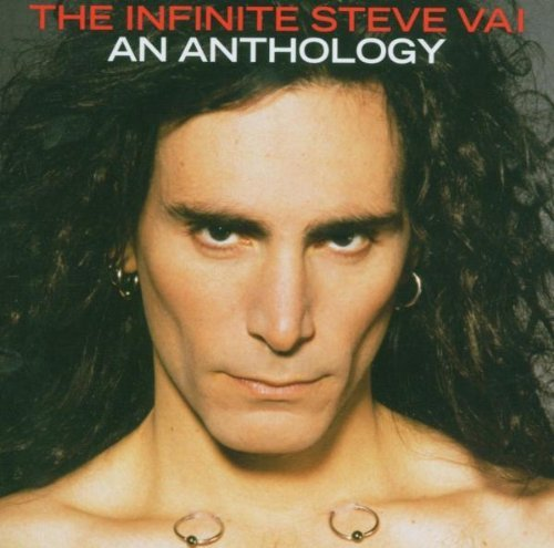 Steve Vai Infinite Steve Vai Anthology 2 CD Set