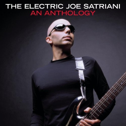 Joe Satriani Electric Joe Satriani Antholo 2 CD Set