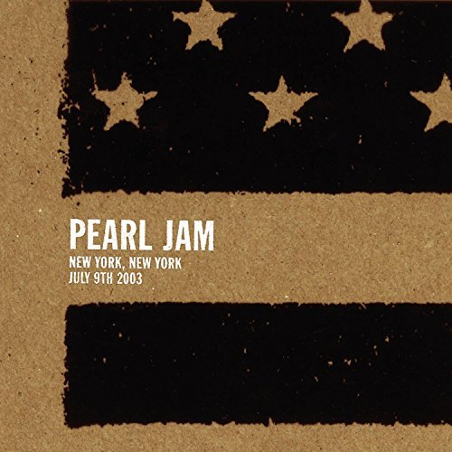 Pearl Jam New York Ny 7 9 2003 2 CD Set