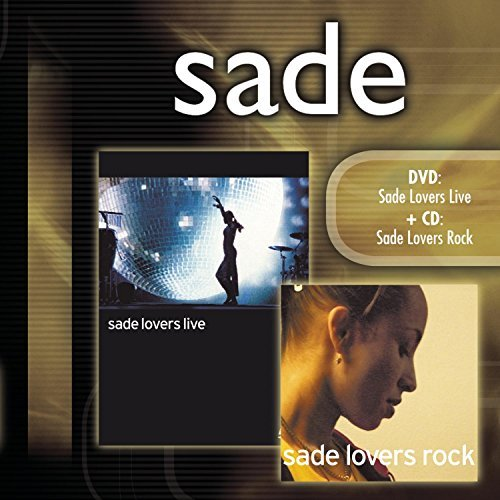 Sade Lovers Rock Lovers Live Incl. Bonus DVD