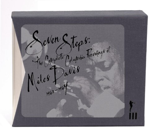 Miles Davis Seven Steps Complete Columbia 7 CD