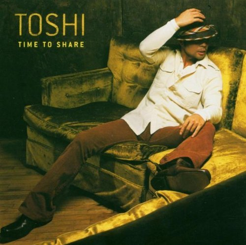Toshi Time To Share